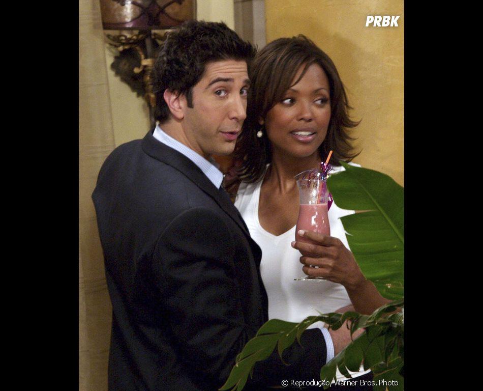 """Charlie Wheeler (Aisha Tyler) é uma das poucas personagens negras de """"Friends"""" e que apareceu em apenas 9 episódios"""