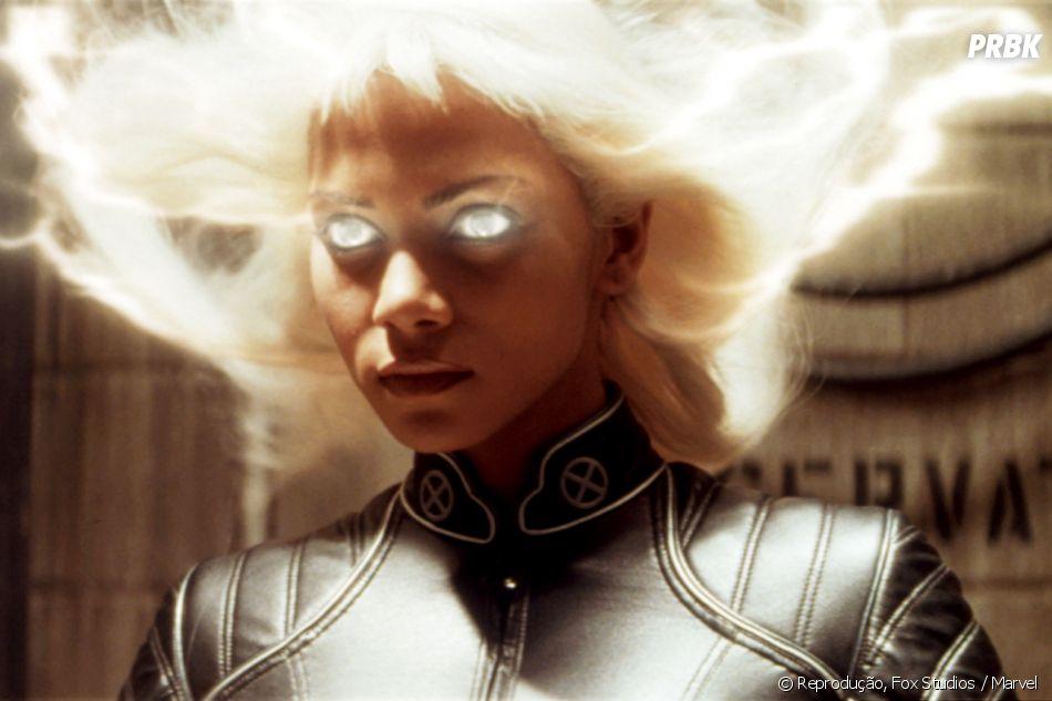 """Tempestade (Halle Berry), mesmo sendo super poderosa, não foi tão explorada na franquia """"X-Men"""""""
