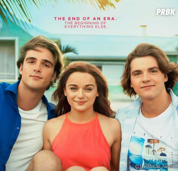 """""""A Barraca do Beijo 3"""": Netflix divulgou pôster oficial do filme"""