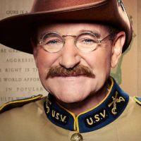 """Em """"Uma Noite no Museu 3"""": Relembre o último personagem da carreira de Robin Williams"""
