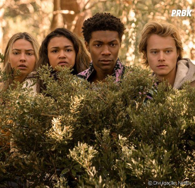 """""""Outer Banks"""" libera trailer da segunda temporada"""