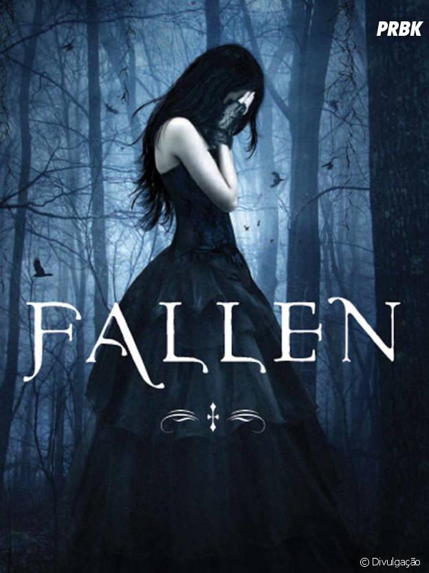 """O filme é uma adaptação da série de livros """"Fallen"""""""