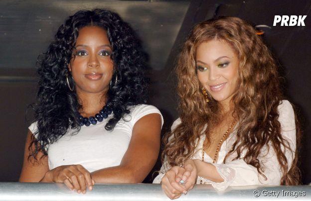 Beyoncé e Kelly Rowland são amigas há mais de 20 anos