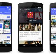 """Conheça o """"Google Play Banca"""": app do Android para ler jornais e revistas no celular e tablet"""