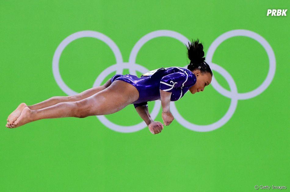 Olimpíadas: Rebeca Andrade ficou em 2º lugar no individual geral, perdendo apenas para Simone Biles