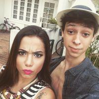 Anitta e Victor Meyniel juntos? Funkeira e viner se unem para gravar vídeos hilários!