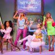 As estátuas de cera do girlgroup britânico Little Mix estrearam este ano no museu Madame Tussauds