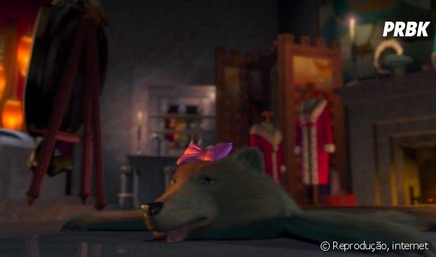 Mama Bear é capturada por Lord Farquaad