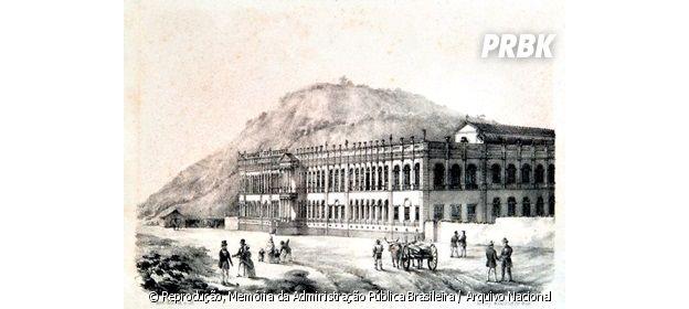"""Em 1852, o Brasil criou o maior """"hospício"""" da América Latina"""