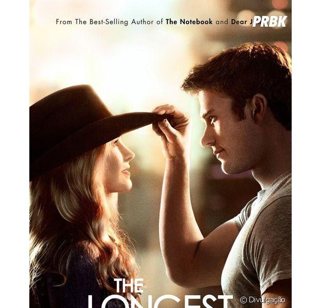 """""""The Longest Ride"""", baseado em um livro de Nicholas Sparks (""""Diário de Uma Paixão""""), tem estreia prevista para abril de 2015"""