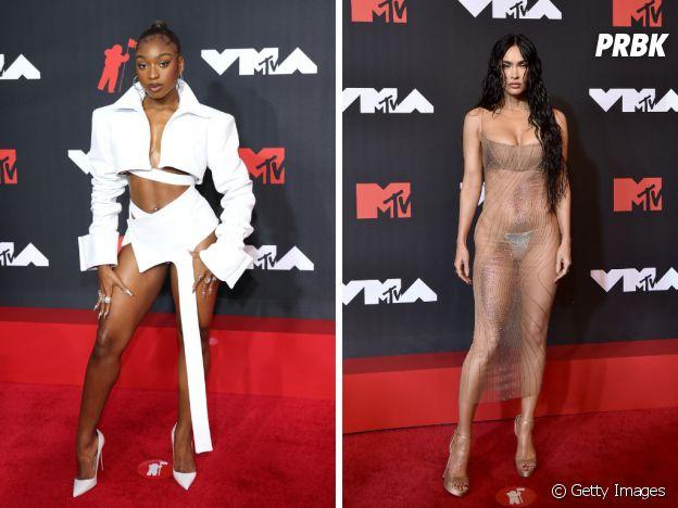 VMA 2021: Normani e Megan Fox investiram na sensualidade