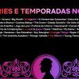 A transmissão vai começar às 13h (horário de Brasília) pelos canais da Netflix no YouTube em todo o mundo e pelo Twitter também