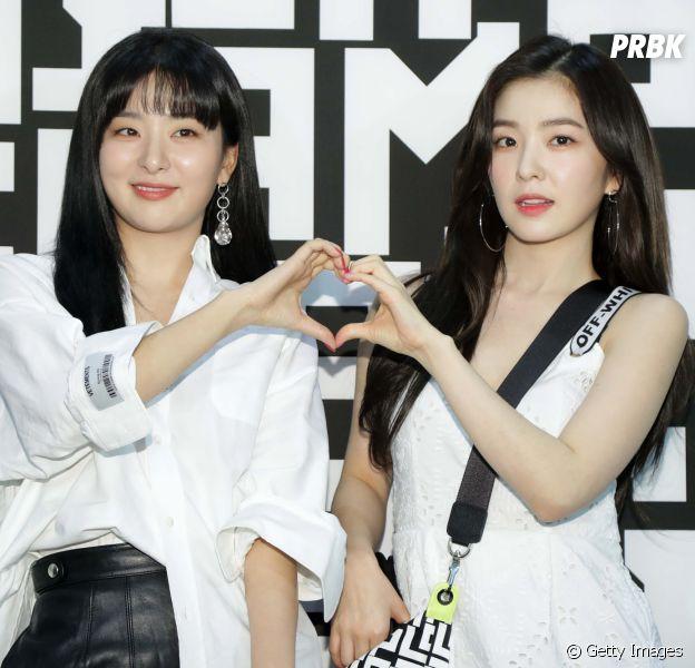 Irene e Seulgi, do Red Velvet, inspiraram novo livro sobre romance lésbico