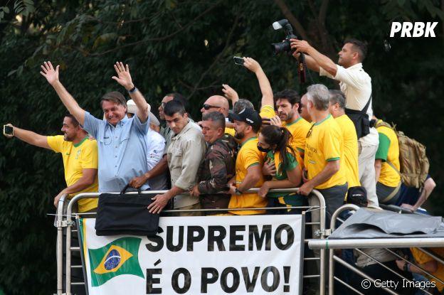 Bolsonaro choca com discurso irreal, com manipulação de dados