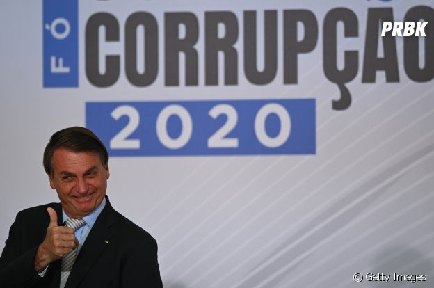 Há diversas denúncias de corrupção no Governo Bolsonaro