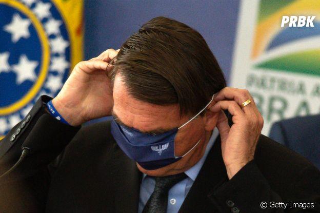 Presidente Bolsonaro é uma grande ameaça à democracia e à saúde do povo brasileiro