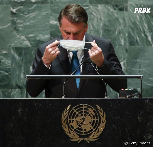 7 mentiras que Bolsonaro contou em discurso na ONU
