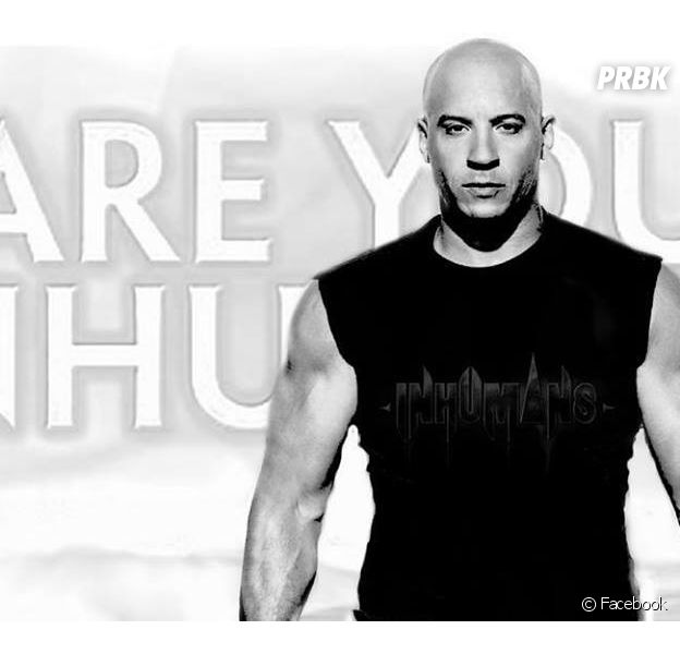 "Vin Diesel pode interpretar Raio Negro em ""Inumanos"", da Marvel"