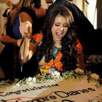 """""""The Vampire Diaries"""": Elenco comemora o centésimo episódio da série!"""
