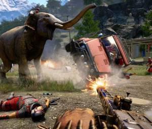 """Ubisoft compartilha vídeo no Facebook com """"10 coisas para fazer em Far Cry 4"""""""