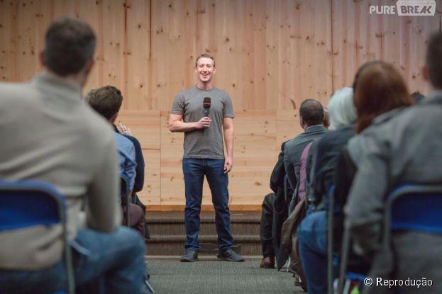 Mark Zuckerberg pede ajuda no Facebook para traçar metas em 2015