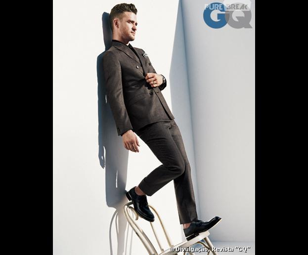 """Quer saber quem é o """"Homem do Ano""""?! A revista norte-americana """"GQ"""" responde: """"Justin Timberlake"""""""