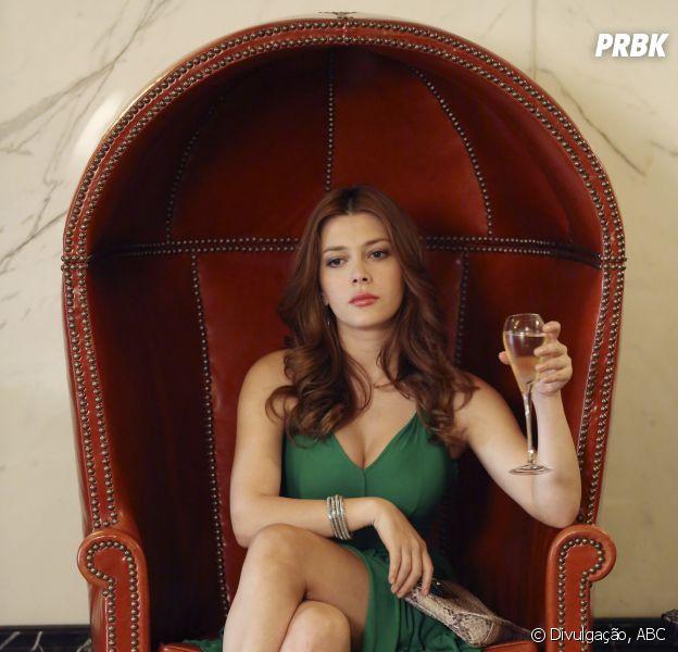 "Elena Satine promovida ao elenco fixo de ""Revenge"""