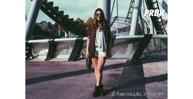 """Bruna Marquezine está aproveitando os dias de folga antes das gravações da novela """"Lady Marizete"""" começarem"""
