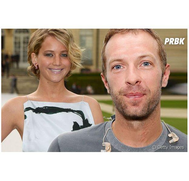 Jennifer Lawrence e Chris Martin estão namorando?