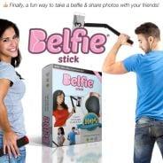 """Conheça o """"Belfie Stick"""": um """"pau de selfie"""" especial para fotos do bumbum"""