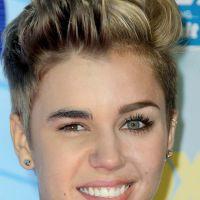 Miley Cyrus faz montagem com Justin Bieber de cueca e posta no Instagram!