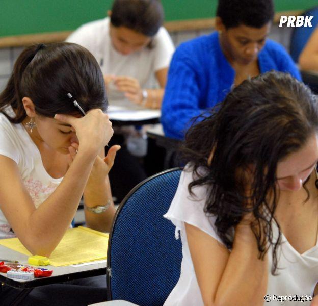 Proposta quer transformar Enem em prova online e fazer mais de um exame por ano