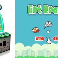 """Jogo """"Flappy Bird"""" ganha versão em máquina arcade com um botão só"""