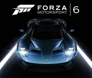 """Game """"Forza Motosport 6"""" está em fase de produção e incluirá o novo veículo Ford GT"""