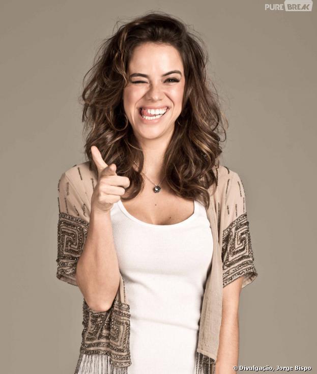 """Miá Mello fala sobre o sucesso do """"The Voice Brasil"""" e do longa """"Meu Passado Me Condena"""""""