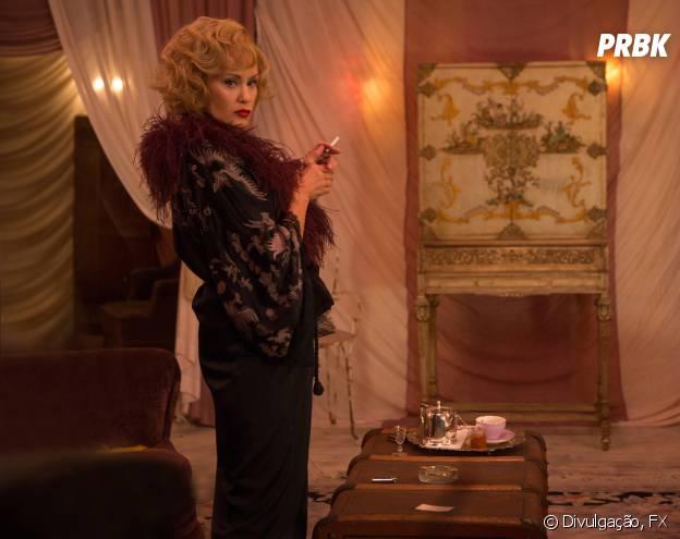 """Elsa Mars (Jessica Lange) pode morrer no último episódio de """"American Horror Story: Freakshow"""""""