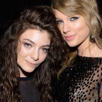 """Lorde nega parceria com Taylor Swift: """"Somos muito singulares"""""""