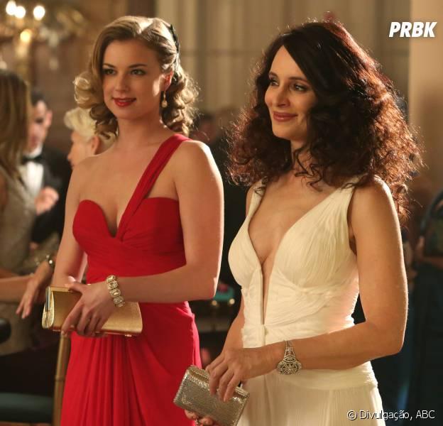 """Será que Emily (Emily VanCamp) e Victoria (Madeleine Stowe) vão se unir no final das contas em """"Revenge""""?"""