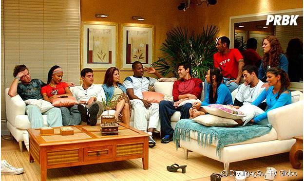 """No """"Big Brother Brasil"""": na terceira edição, o quarto do líder passou a ser do lado de fora da casa"""