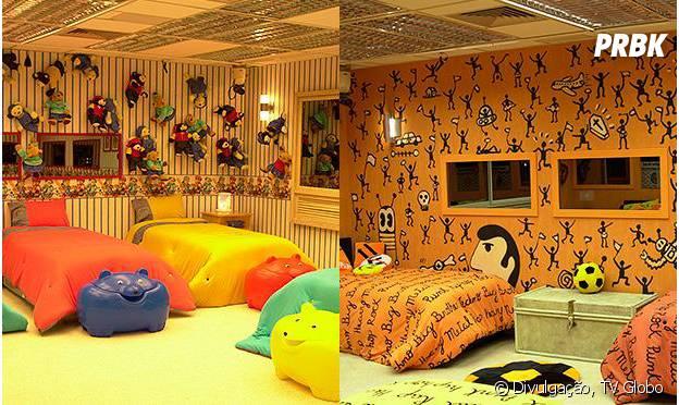 """No """"Big Brother Brasil"""": Relembre a decoração do """"BBB4"""" com quartos temáticos e decorados"""