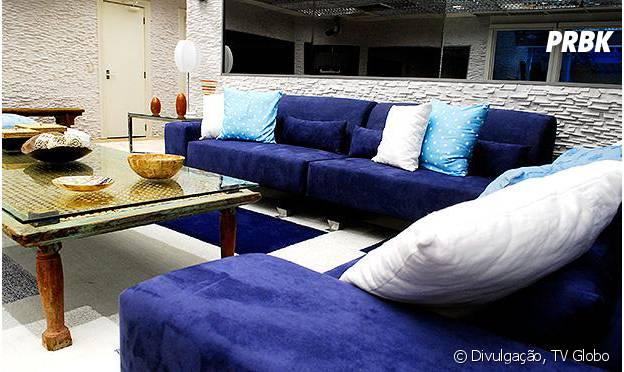 """No """"Big Brother Brasil"""": a decoração do """"BBB8"""" trouxe TVs em todos os ambientes"""