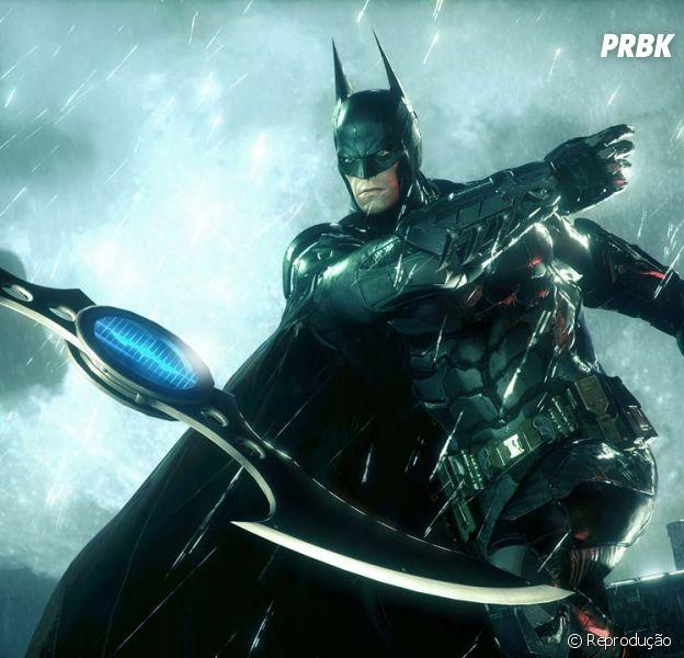 """Um livro baseado no game """"Batman: Arkham Knight"""" está sendo produzido"""