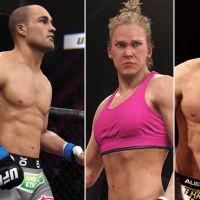 """Game """"EA Sports UFC"""": atualização ganha download gratuito com novos lutadores para a arena"""