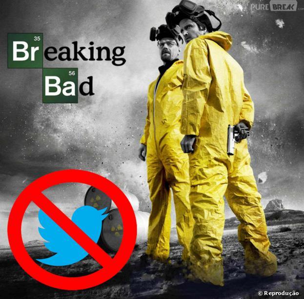 Quer fugir dos spoilers de Breaking Bad?