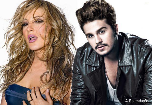 """Luan Santana e Claudia Leitte estarão juntos no hit """"Cartório"""""""
