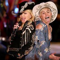 Miley Cyrus e Madonna juntas de novo? Diva teen garante que elas gravaram uma música!