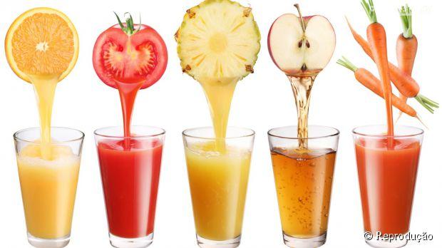 Confira os melhores sucos pra ter energia e beber saúde!