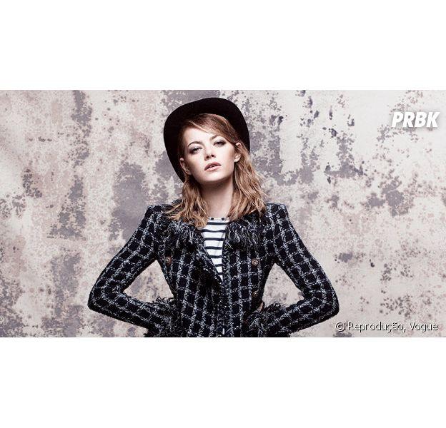 Emma Stone em novo filme de Woody Allen