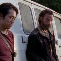 """Em """"The Walking Dead"""": Na 5ª temporada, Rick e Glenn enterram Beth em novo episódio!"""