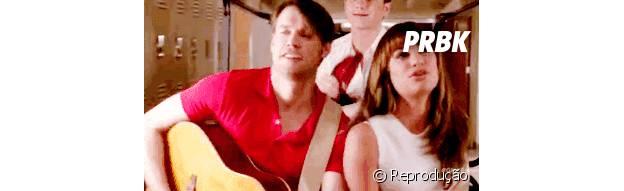 Fofos cantando nos corredores!
